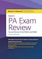 9780803668096-0803668090-Davis's PA Exam Review: Focused Review for the PANCE and PANRE