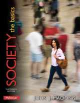 Society: The Basics (13th Edition)
