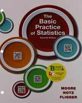 9781319019334-1319019331-Loose-Leaf Version for the Basic Practice of Statistics 7e & Launchpad for Moore's the Basic Practice of Statistics 7e (Twelve Month Access)