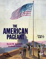 9781305075931-1305075935-American Pageant, Volume 1