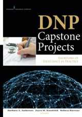 9780826130259-0826130259-DNP Capstone Projects: Exemplars of Excellence in Practice