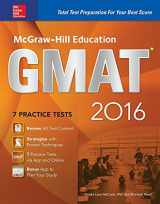 McGraw-Hill Education GMAT 2016: Strategies + 8 Practice Tests + 11 Videos + 2 Apps (Mcgraw Hill Education Gmat Premium)