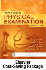 9780323244930-0323244939-Physical Examination and Health Assessment Online for Seidel's Guide to Physical Examination (Access Code, and Textbook Package)