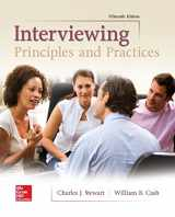 9781259870538-1259870537-Interviewing: Principles and Practices