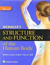 9781496344922-1496344928-Memmler's Structure and Function 11e Text & Study Guide Package (Structure & Function of the Human Body ( Memmler) Structure)