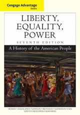 9781305492875-1305492870-Cengage Advantage Books: Liberty, Equality, Power: A History of the American People