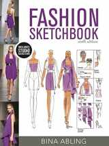 9781501395352-1501395351-Fashion Sketchbook: Bundle Book + Studio Access Card