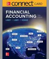 9781260481297-1260481298-Connect Access Card for Financial Accounting