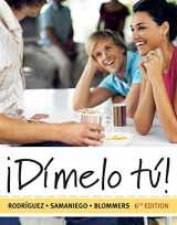 9781428211483-1428211489-Dimelo tu!: A Complete Course (with Audio CD) (World Languages)