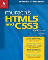 9781943872268-1943872260-Murach's HTML5 and CSS3, 4th Edition