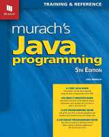 9781943872077-1943872074-Murach's Java Programming (5th Edition)