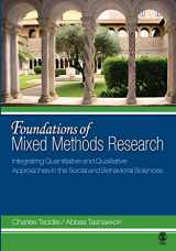 9780761930129-0761930124-Foundations of Mixed Methods Research: Integrating Quantitative and Qualitative Approaches in the Social and Behavioral Sciences (NULL)