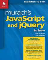 9781943872053-1943872058-Murach's JavaScript and jQuery (3rd Edition)
