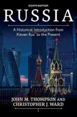 9780813349855-0813349850-Russia: A Historical Introduction from Kievan Rus' to the Present