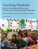 Teaching Students Who are Exceptional, Diverse, and At Risk in the General Education Classroom, plus MyLab Education with Pearson eText -- Access Card ... Edition) (What's New in Special Education)