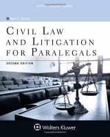 9781454869047-1454869046-Civil Law and Litigation for Paralegals (Aspen College)