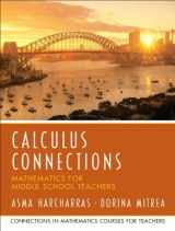 9780131449237-0131449230-Calculus Connections (Prentice Hall Series in Mathematics for Middle School Teachers)
