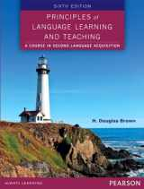 9780133041941-0133041948-Principles of Language Learning and Teaching (6th Edition)