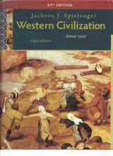 Western Civilization, Since 1300, 8th Edition