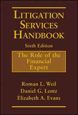 9781119166320-1119166322-Litigation Services Handbook: The Role of the Financial Expert