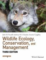 9781118291078-1118291077-Wildlife Ecology, Conservation, and Management
