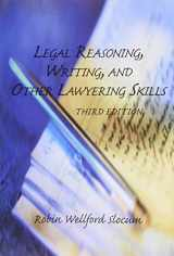 9781422481561-1422481565-Legal Reasoning, Writing, and Other Lawyering Skills