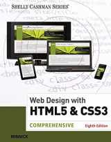 9781305578166-1305578163-Web Design with HTML & CSS3: Comprehensive (Shelly Cashman Series)