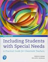 9780134754093-0134754093-Including Students with Special Needs: A Practical Guide for Classroom Teachers, plus MyLab Education with Pearson eText -- Access Card Package (8th Edition) (What's New in Special Education)