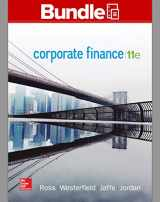 9781259407727-1259407721-Loose-leaf Fundamentals of Corporate Finance with Connect Access Card