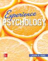 9781259911033-1259911039-Loose Leaf Experience Psychology