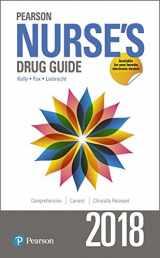 9780134726212-0134726219-Pearson Nurse's Drug Guide 2018
