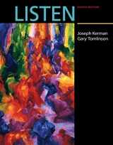 9780393603576-0393603571-6 CD Set: for Listen, Eighth Edition (Eighth Edition)