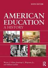9781138387577-1138387576-American Education