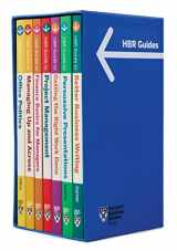 9781633690936-1633690938-HBR Guides Boxed Set (7 Books) (HBR Guide Series)