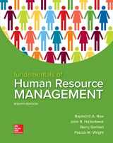 9781260479010-1260479013-Loose Leaf for Fundamentals of Human Resource Management