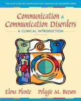 9780132658126-0132658127-Communication and Communication Disorders: A Clinical Introduction (4th Edition) (Allyn & Bacon Communication Sciences and Disorders)
