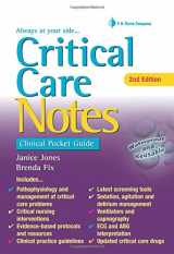 9780803642232-0803642237-Critical Care Notes: Clinical Pocket Guide