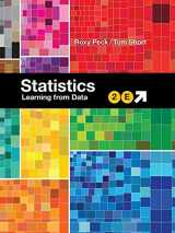 9781337558082-1337558087-Statistics: Learning from Data