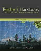 9781305109704-1305109708-Teacher's Handbook: Contextualized Language Instruction
