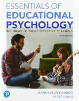 9780134894980-0134894987-Essentials of Educational Psychology: Big Ideas To Guide Effective Teaching (5th Edition)