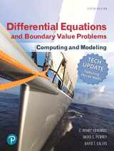 9780134837390-0134837398-Differential Equations and Boundary Value Problems: Computing and Modeling (Tech Update) (5th Edition)
