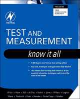 9781856175302-1856175308-Test and Measurement: Know It All (Newnes Know It All)