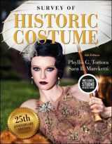 9781501395253-1501395254-Survey of Historic Costume: Bundle Book + Studio Access Card