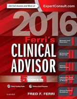 9780323280471-0323280471-Ferri's Clinical Advisor 2016: 5 Books in 1 (Ferri's Medical Solutions)