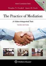 9781454870234-1454870230-PRACTICE OF MEDIATION @DUE 2/18 @