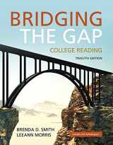 9780134075198-0134075196-Bridging the Gap Plus MyReadingLab with Pearson eText -- Access Card Package (12th Edition)