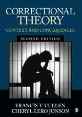 9781506306520-1506306527-Correctional Theory: Contexts and Consequences