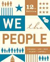 9780393679571-0393679578-We the People (Full Twelfth Edition)