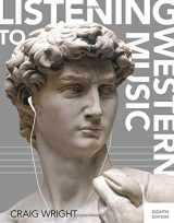 Listening to Western Music (with Download, 1 term (6 months) Printed Access Card)