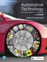 9780135257272-0135257271-Automotive Technology: Principles, Diagnosis, and Service (6th Edition) (Halderman Automotive Series)